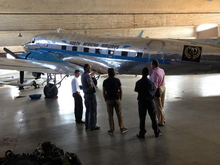 Skyclass DC-3